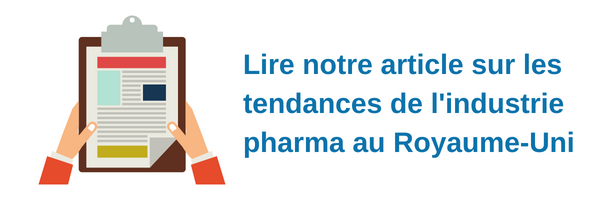 Perspectives 2018 de l'industrie pharmaceutique du Royaume-Uni